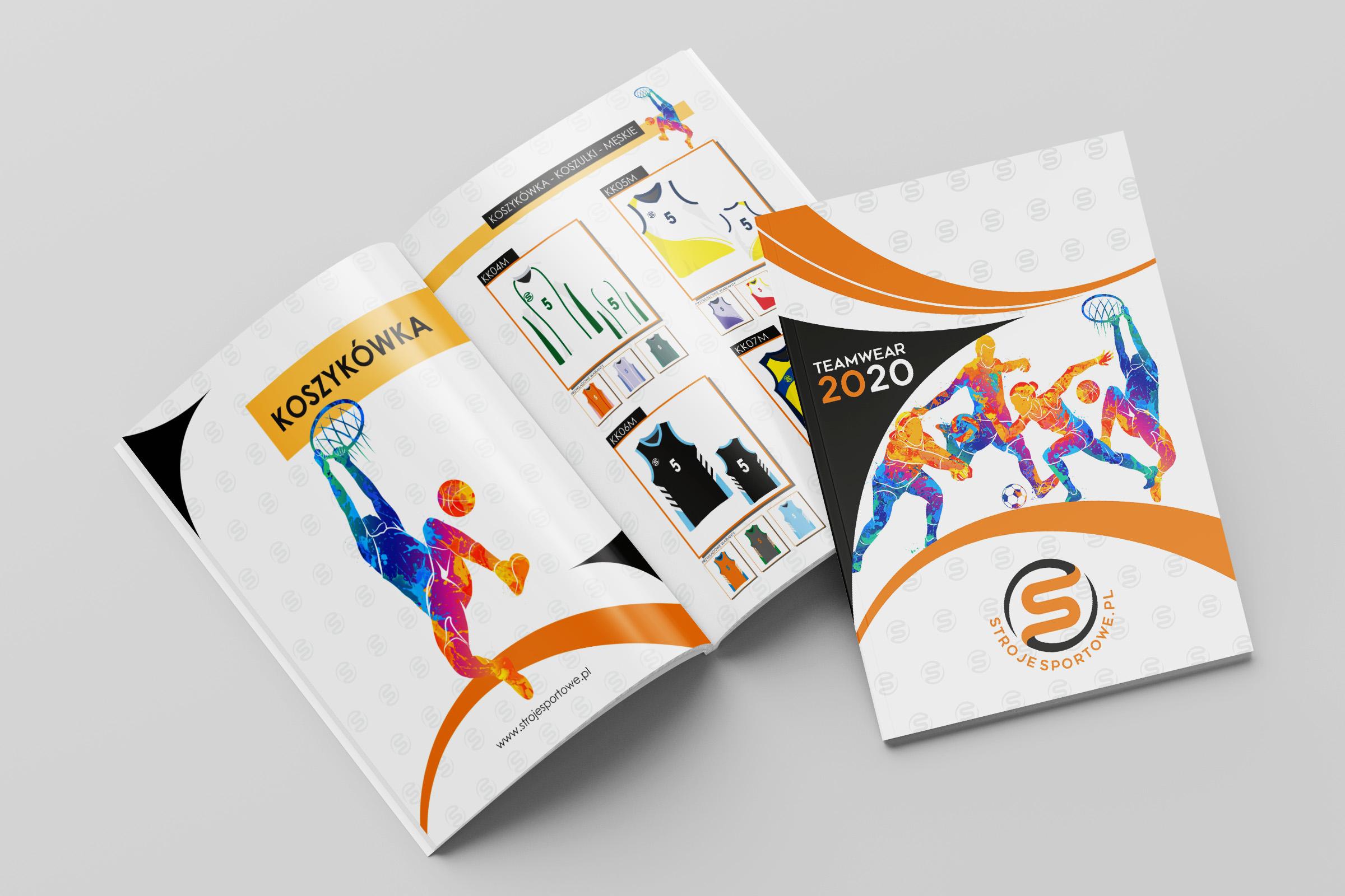dobra agencja marketingowa stroje sportowe pl katalog