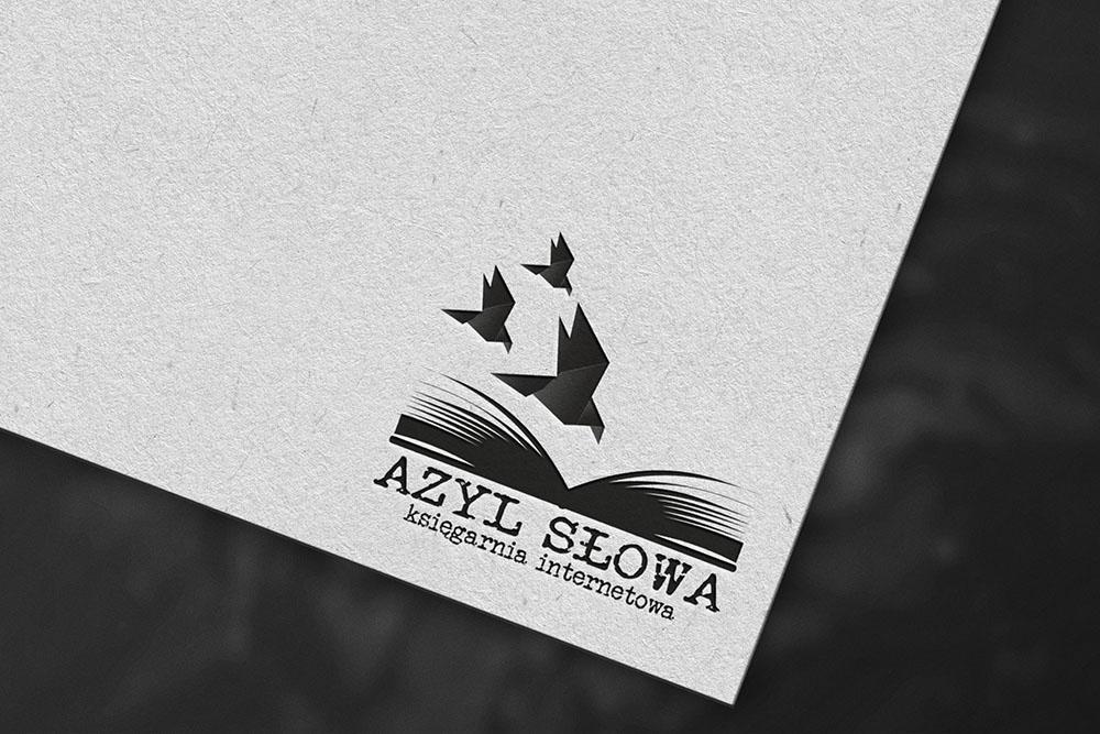 dobra agencja marketingowa azyl slowa logo