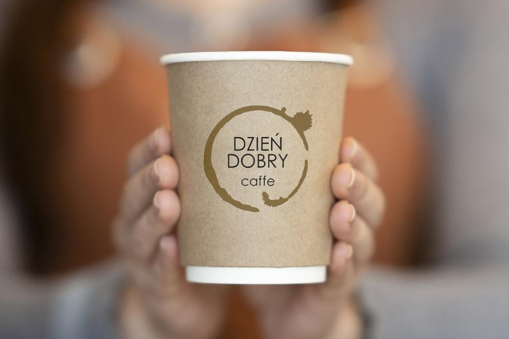 dobra agencja marketingowa dzien dobry caffe logo