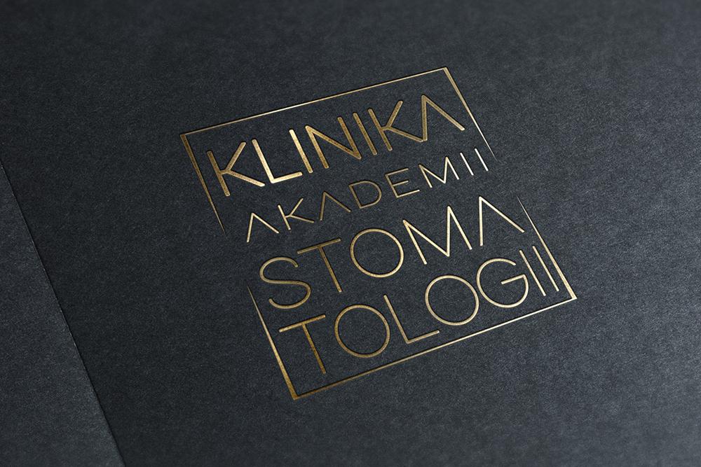 dobra agencja marketingowa klinika akademii stomatologii logo