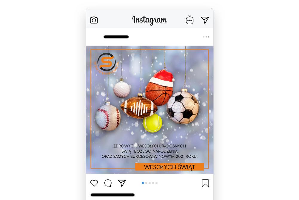 dobra agencja marketingowa stroje sportowe instagram